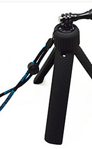 GoPro アクセサリ 三脚 便利 / 防塵, のために-Action Camera,Gopro Hero 3+ ユニバーサル / トラベル