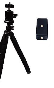 acessórios fotografia médio tripé polvo com suporte com telefone braçadeira
