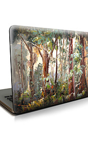 For MacBook Air 11 13/Pro13 15/Pro with Retina13 15/MacBook12 Scrawl Forest Apple Laptop Case