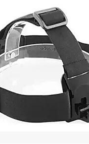 GoPro アクセサリ ヘッドストラップ 便利 / 防塵, のために-Action Camera,Xiaomi Camera トラベル / ユニバーサル