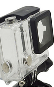 Accessories For GoPro,Protective Case Convenient Dust Proof, For-Action Camera,Gopro Hero 3+ Universal Travel