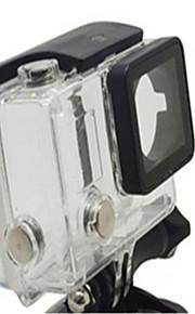 GoPro アクセサリ 保護ケース 便利 / 防塵, のために-Action Camera,Gopro Hero 3+ トラベル / ユニバーサル