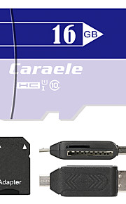 Other 16GB MicroSD Class 10 80 Other Meerdere in een kaartlezer Micro SD-kaartlezer SD-kaartlezer C-2 USB 2.0