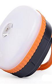 Iluminação Lanternas e Luzes de Tenda Luzes de Tampa LED 70 Lumens Modo - AAA Recarregável Tamanho Compacto Super LeveCampismo / Escursão