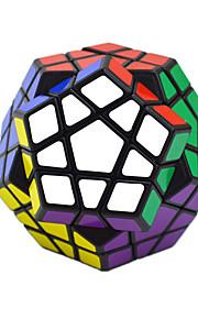 Legetøj Glat Speed Cube Alien Originale Minsker stress / Magiske terninger Sort Fade ABS / Plastik