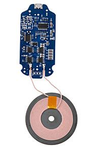 5V / 9V automatisk justering qi trådløs lading modul for mobiltelefoner