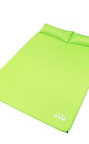 Oddychalność Pad Camping Green Light / Błękitne niebo Kemping