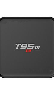 T95M Amlogic S905X Android TV Box,RAM 1GB ROM 8GB Quad Core WiFi 802.11g No