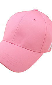 Cap/Beanie / Hat Comfortable Unisex Leisure Sports / Baseball Spring / Summer Pink / Black / Blue