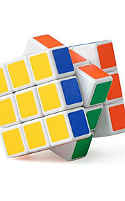 Legetøj Glat Speed Cube 3*3*3 Originale Minsker stress / Magiske terninger Ivory ABS / Plastik