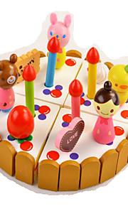 Doen alsof-spelletjes Ontspannende hobby's Noviteit Vierkant Kunststof Regenboog Voor jongens Voor meisjes