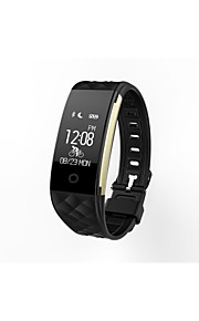 S2 Smart BraceletWater Resistant/Waterproof Long Standby Calories Burned Pedometers Media Control Exercise Log Sports Camera Heart Rate