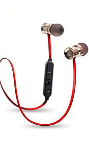 Neutral produkt BTE-01 Hovedtelefoner (I Øret)ForMedieafspiller/Tablet Mobiltelefon ComputerWithMed Mikrofon DJ Lydstyrke Kontrol FM
