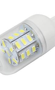 4W G9 LED 콘 조명 T 27 SMD 5730 280 lm 따뜻한 화이트 차가운 화이트 장식 V 1개