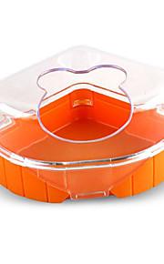 Mus & rotter Kasser Plast Oransje