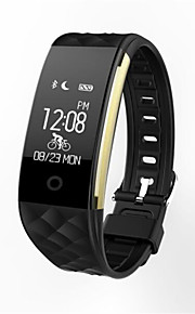 IP67 Waterproof Dynamic Heart Rate Monitoring Sleep Movement  Step Bluetooth Wearable Reminder Smart Bracelet for Android iOS
