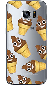For Samsung Galaxy S6 Edge Plus S6 S7 Edge S7 Ice cream Soft Material For Compatibility TPU
