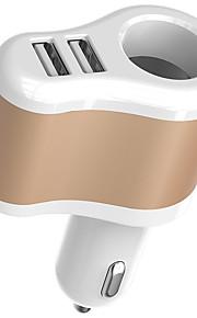 Зарядные устройства для автомобилей Для iPad Для мобильного телефона Voor tablet Для iPhone Для смарт-часов 2 USB порта Другое