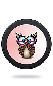 Universal  Lovely Owl  Wireless Charging Pad Mobile Wireless Power Charger for Galaxy S6 S6 EDGE  S7 S7 EDGE NOTE5 Samsung HTC LG Nexus Nokia