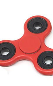 팽이 참신한 장난감 속도 원형 메탈 ABS 브라운 화이트 그레이 실버 블랙 페이드 그린 남아용 여아용