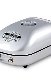 Aquaria Luchtpompen Filters Energiebesparend Verstelbaar Kunststof AC 220-240V