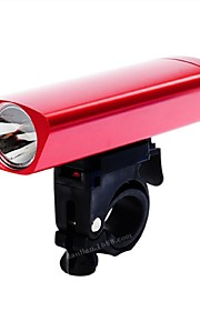 Front Bike Light Cycling Dimmable AAA 3 Lumens Battery Aluminum Alloy LED Flashlight Bicycle Headlight Bike Front Light Bicycle Lamp