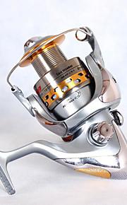 リール スピニングリール 2.6:1 13 ボールベアリング 交換可能 一般的な釣り-JF30
