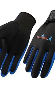 Rękawicę nurkowe Full Finger Rękawiczki sportowe Wędkarstwo Sport i rekreacja Nurkowanie SurfingKeep Warm Szybkoschnąca Ochronne