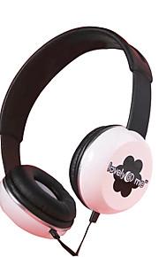 KEEKA Y-1 Høretelefoner (Pandebånd)ForMedieafspiller/Tablet Mobiltelefon ComputerWithMed Mikrofon DJ Lydstyrke Kontrol FM Radio Gaming