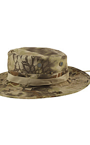 Chemical Fiber Wearable Camouflage Spring/Summer/Fall/Winter Hats