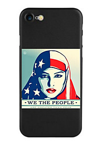 For IPhone 7 7 Plus For Pattern Case Back Cover Case Against Muslim Ban English Printing Pattern Soft TPU for IPhone 6s 6 Plus SE 5s 5 4s 4 5C