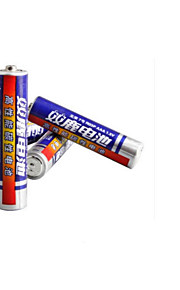 Shuanglu aaa batteri kol 1.5V låg effekt leksaker trådlöst tangentbord och mus batteri 40 pack