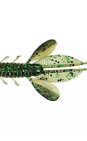 1 pcs Soft Bait Random Colors 5 g Ounce mm inch,Plastic General Fishing