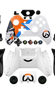 Juego de Accesorios Piezas de Repuesto Adheridos Para Xbox Uno Bluetooth