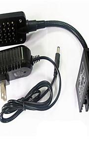 Acquari Illuminazione LED Bianco Con interruttori Lampada LED 220V
