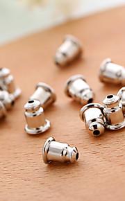 Øreringsfæste Smykker Mode Daglig Afslappet Legering 1 Sæt Sølv