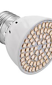 5W E26/E27 LED 글로우 조명 72 SMD 2835 300-400 lm 블루 레드 V 1개