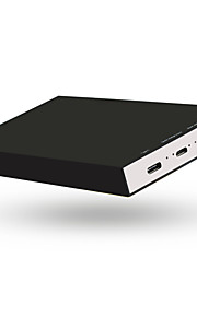 8800mAh Power Bank External Battery QC 3.0 / Multi-Output / with Cable / Automatic Adjusted Current 2000mA  Multi