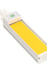 12W G24 LED-maïslampen 1 COB 1050-1200 lm Warm wit Koel wit Decoratief AC 85-265 V 1 stuks
