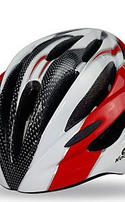 Sports Unisex Bike Helmet 18 Vents Cycling Cycling Mountain Cycling Road Cycling Recreational Cycling Hiking PC EPS Yellow Red Blue Purple