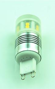 3W G9 2-pins LED-lampen T 20 SMD 2835 200 lm Warm wit Koel wit Decoratief AC220 V 1 stuks