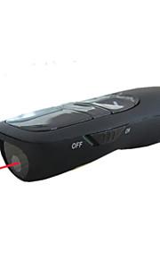 2.4g rf pena de aleta do laser