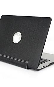 4 farger PU lær laptop vanskelig sak for Apple MacBook skall beskytter dekselet macbook 15,4 pro 13,3 pro ny 15,4 pro a1707 13.3pro a1706