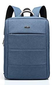15,6 tums vattentät oxford väska unisex laptop ryggsäck för macbook 13,3 15,4 tums bärbar dator