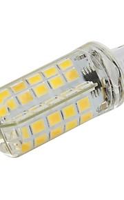 4W G9 LED-kornpærer T 80 SMD 5730 480 lm Varm hvit Kjølig hvit Dekorativ AC 220-240 V 1 stk.