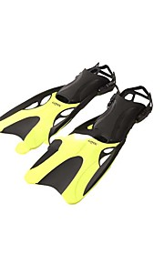 Diving Fins Long Blade Scuba Diving / Snorkeling Neoprene