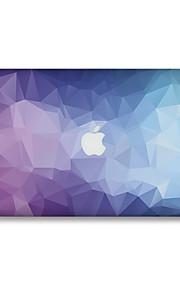 1 stk Ridsnings-Sikker 3D Transparent plastik Klistermærke Selvlysende Mønster ForMacBook Pro 15'' with Retina MacBook Pro 15 '' MacBook