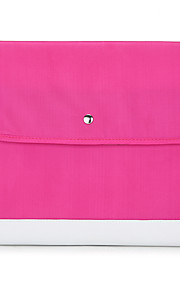 til Apple MacBook air / pro 12 13,3 tommer ærmer Oxford klud laptop taske simple fritid stil notebook taske ensfarvet