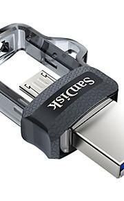128GB OTG USB כונן הבזק כונן כפול m3.0 עבור מכשירי אנדרואיד ומחשבים (sddd3-128g-z46)