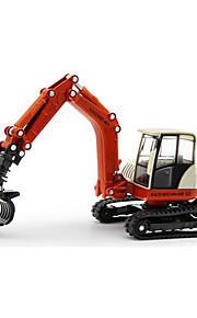 Ruspa Giocattoli Giocattoli Car 01:50 Metallo Plastica Rosso Modellino e gioco di costruzione